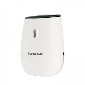 EUROLAMP, Αφυγραντηρας 0.25L 25W 220-240V λευκό (147-29611)