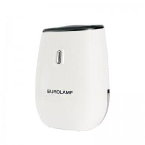 EUROLAMP, Αφυγραντηρας 0.25L 25W 220-240V λευκό - μαύρο (147-29611)
